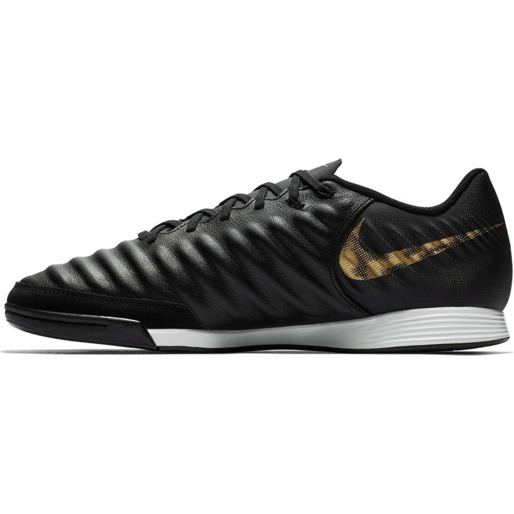 Scarpe Calcio a 5 Nike LEGENDX 7 Academy (IC) Black/Mtlc ...
