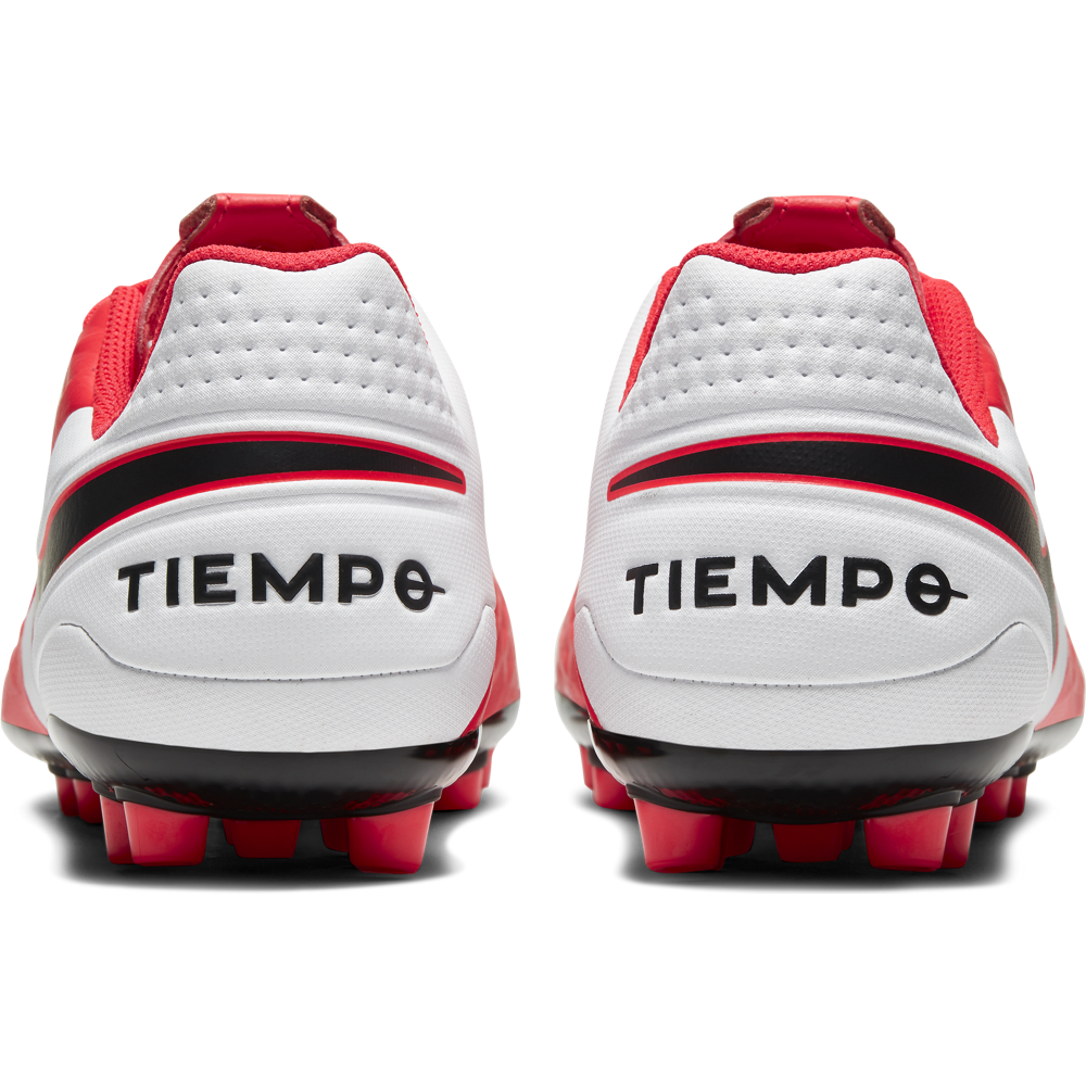 Scarpe Nike TIEMPO LEGEND 8 ACADEMY (AG) Black/Black-Blue ...
