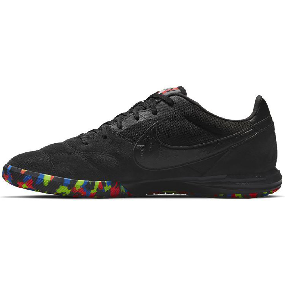 Scarpe Calcio a 5 Nike PREMIER II SALA (IC) Black ...