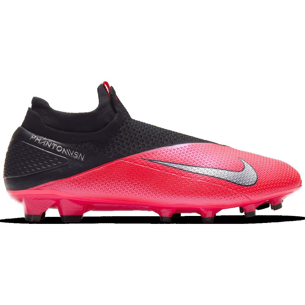 Scarpe Nike PHANTOM VSN 2 ELITE DF (FG) Black/Black ...